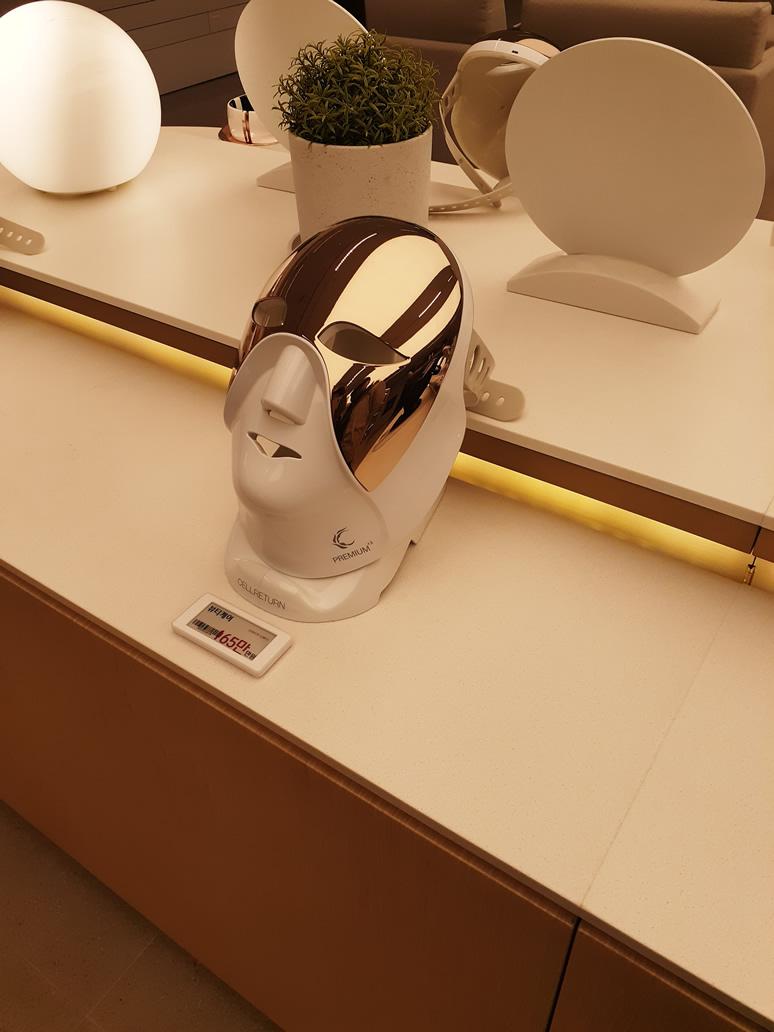 SAMSUNG LED 마스크