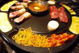 韓国サムギョプサル